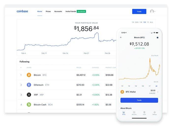 comprare bitcoin con coinbase