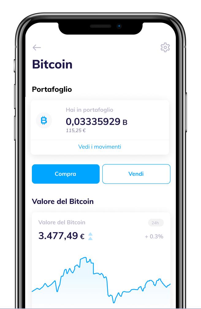 hype comprare bitcoin