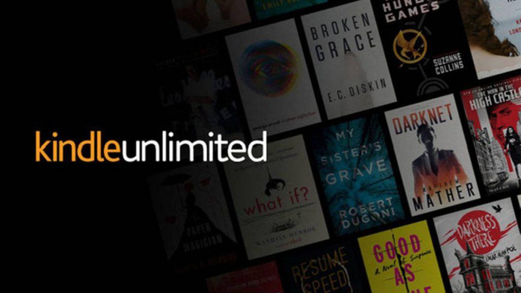 amazon kindle unlimited gratis