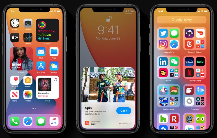 iOs 14 e iPhone 12 leak